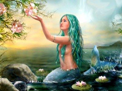 Thần thoại nhân gian: Tâm nguyện người cá