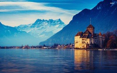 Du lịch đến quốc gia yên bình nhất châu Âu