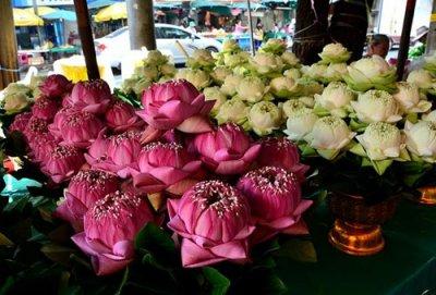 Đến thăm 10 chợ hoa nổi tiếng nhất thế giới