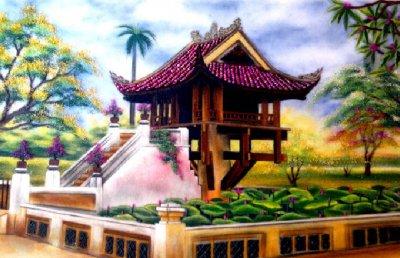Lý Thái Tông xem tướng để xét việc quốc gia