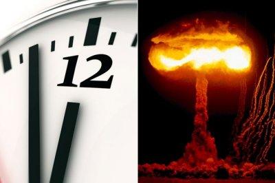 Kim chỉ của đồng hồ tận thế chỉ còn cách thời khắc cuối cùng đúng 3 phút