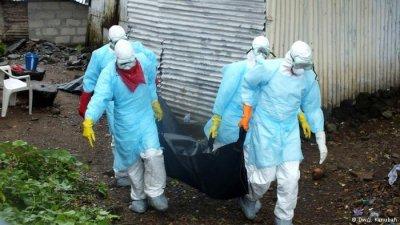 300 liều vắc-xin thử nghiệm được đưa tới Liberia để chống dịch Ebola