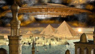 Anunnaki – Chủng người ngoài hành tinh từng đến Trái Đất để khai thác vàng