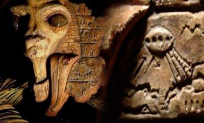 Hiện vật Ai Cập cổ đại về UFO và người ngoài hành tinh được phát hiện ở Jerusalem