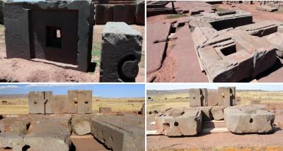 12 Sự thật về pháo đài cổ đại Puma Punku của người ngoài hành tinh