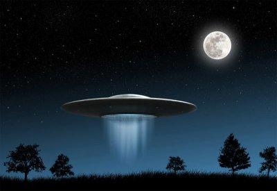Kỳ bí cuộc gặp gỡ của con người và UFO