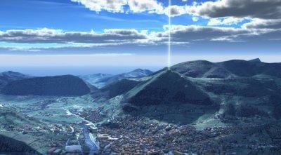 Trường điện từ và quyền năng chữa bệnh của kim tự tháp Bosnia