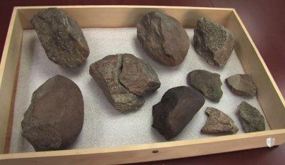 Phát hiện dụng cụ đá có thể thay đổi những hiểu biết về tiến hóa loài người