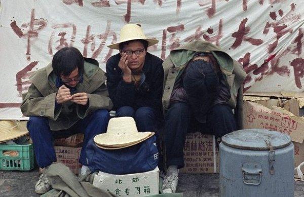 Điểm nhấn qua ảnh biến cố Thiên An Môn đẫm máu 27 năm trước