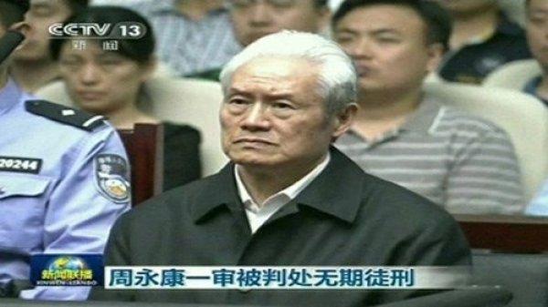 Chu Vĩnh Khang tóc bạc trắng trước tòa nhận án chung thân