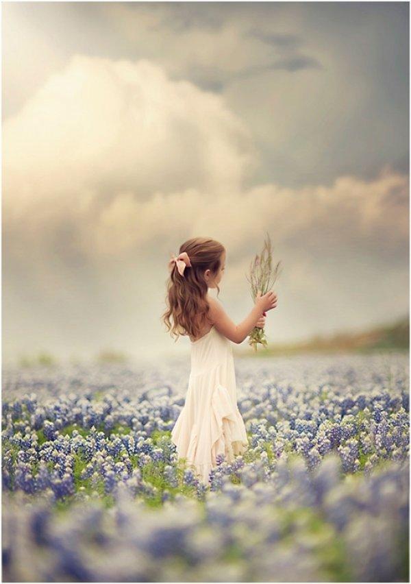 """Ấm áp bộ ảnh tuyệt đẹp của các """"thiên thần nhỏ"""""""