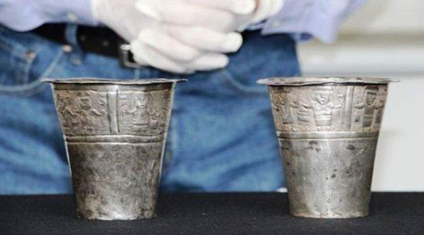 Những chiếc ly bạc từ văn minh Peru cổ đã thay đổi lịch sử Chachapoyas