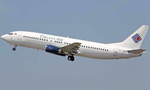 Indonesia: Máy bay chở 54 người mất tích