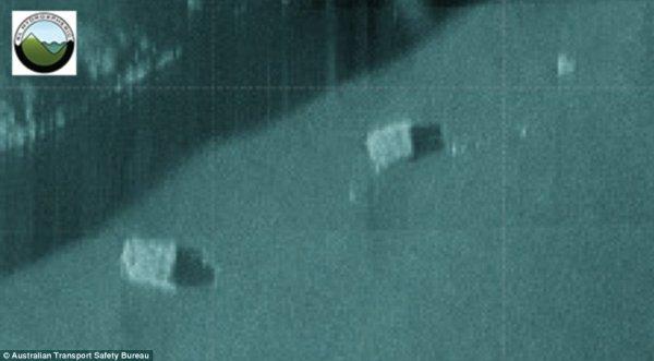 """Giới chức Úc bác tin dò thấy """"hộp đen"""" MH370 dưới đáy biển"""