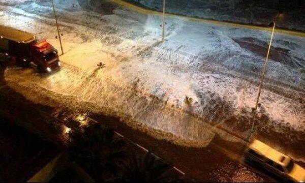 Động đất 8,3 độ Richter ở Chile: Sóng cao gần 5 m, chính phủ báo động đỏ