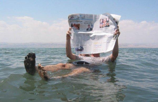 Cảnh báo: Biển Chết có thể chết thật vào năm 2050