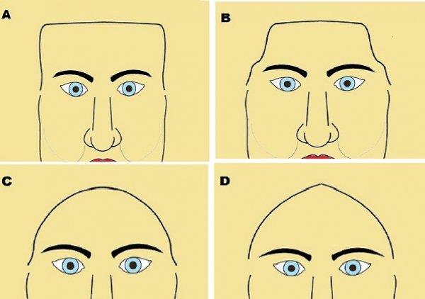 Nhân tướng học (kỳ 2): Đường chân tóc và trán