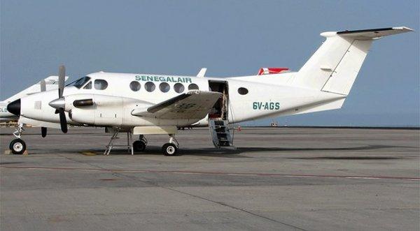 Senegal: Máy bay cứu thương chở 7 người mất tích trên Đại Tây Dương