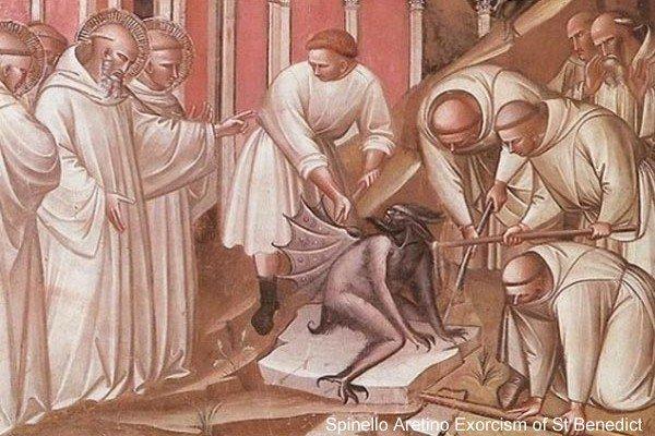 Bị quỷ ám và tục lệ trừ tà từ thời cổ đại