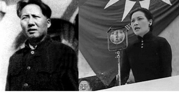 """Một câu nói của Tống Mỹ Linh khiến Mao Trạch Đông """"không còn đất dung thân"""""""