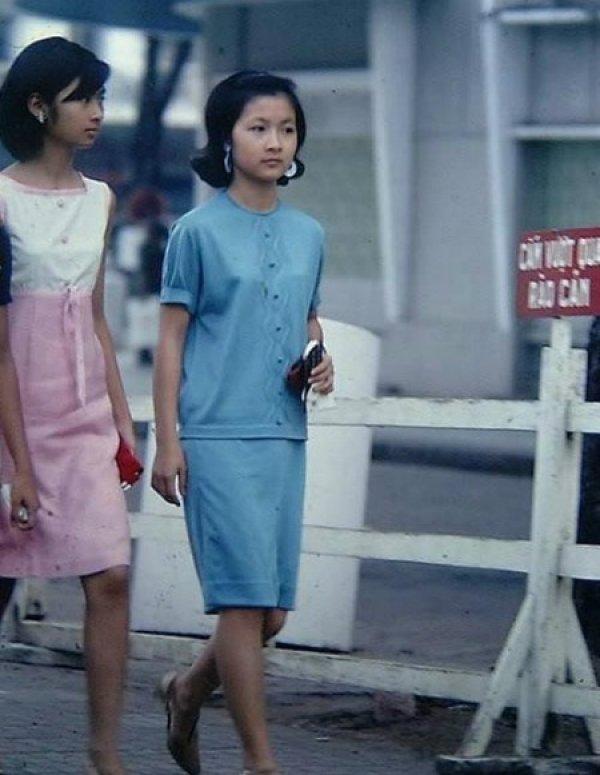 Chiêm ngưỡng vẻ đẹp hiện đại của quý cô Sài Gòn xưa