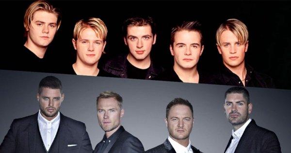 """Thành viên Boyzone và Westlife xác nhận hợp nhất thành """"siêu nhóm"""" Boyzlife"""