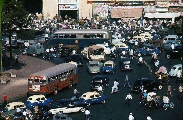 Chùm ảnh: Sài Gòn xưa thanh lịch nay còn đâu