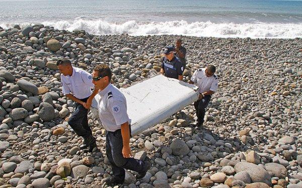 Phát hiện mảnh vỡ máy bay ở Mozambique nghi của MH370