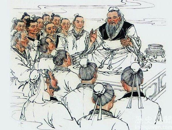 Chuyện chưa kể trong lịch sử (P.2): Khổng Tử