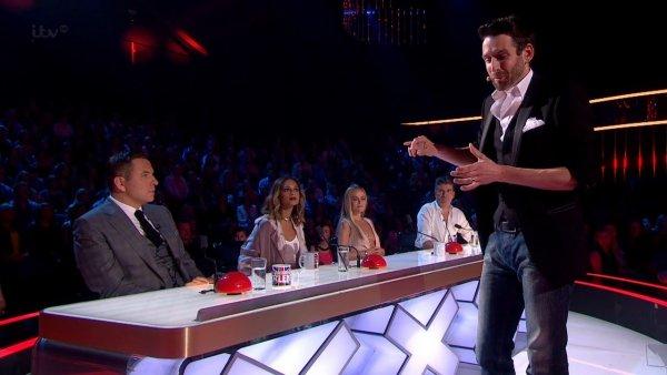 BGK Britain Got Talent bất ngờ với tiết mục ảo thuật 'không thể tin nổi'