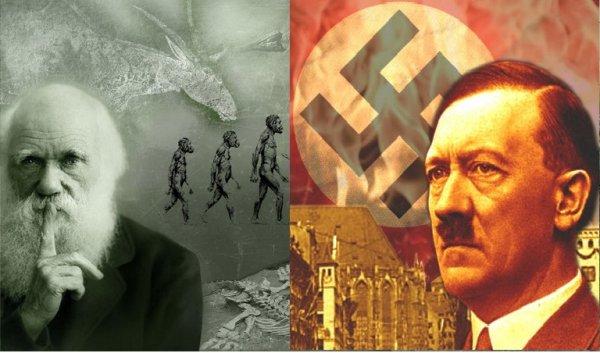 Hệ lụy của thuyết tiến hóa: Darwin đã dạy Hitler điều gì?