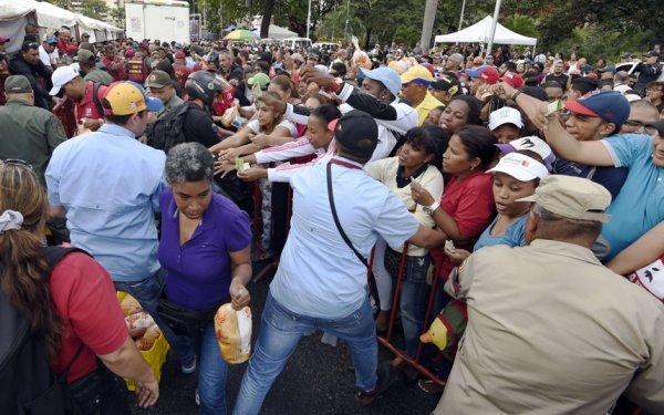 Khủng hoảng kinh tế Venezuela: Nạn cướp bóc hoành hành