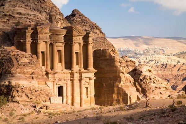 Phát hiện công trình kiến trúc lớn ở thành cổ Petra