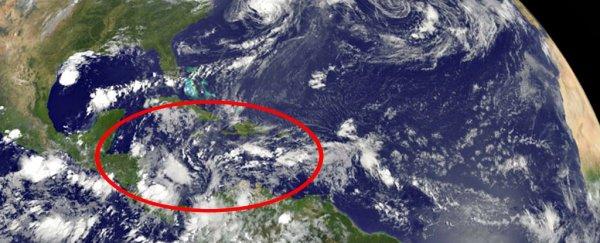 Âm thanh kỳ lạ phát ra từ vùng biển Caribe