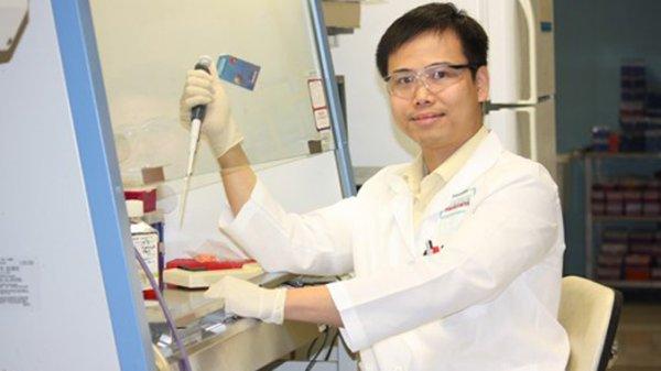 Chia sẻ của Tiến sĩ Việt 4 lần được vinh danh trên bức tường Viện ung thư Mỹ