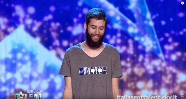 Italia's Got Talent: Mọi người đều cười nhạo, đến khi anh biểu diễn…