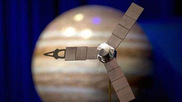 Sáng nay, vệ tinh NASA chính thức tiếp cận sao Mộc