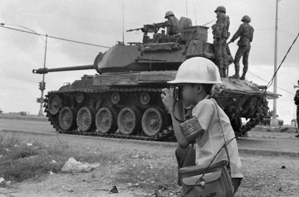 Lỗ Mạnh Hùng – Phóng viên chiến trường nhỏ tuổi nhất Sài Gòn trước 1975