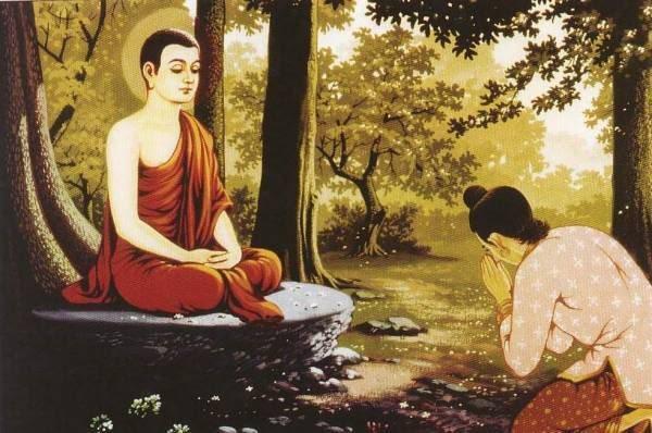 Chuyện cổ Phật gia: Lời nói gió bay nhưng nghiệp thì không bay