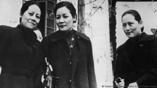 Đoán tướng mệnh chính xác qua bức ảnh 3 chị em Tống Khánh Linh
