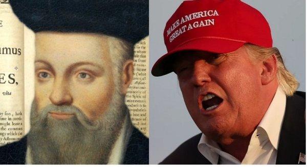 Nostradamus vào 500 năm trước đã tiên đoán về tỷ phú Donald Trump?