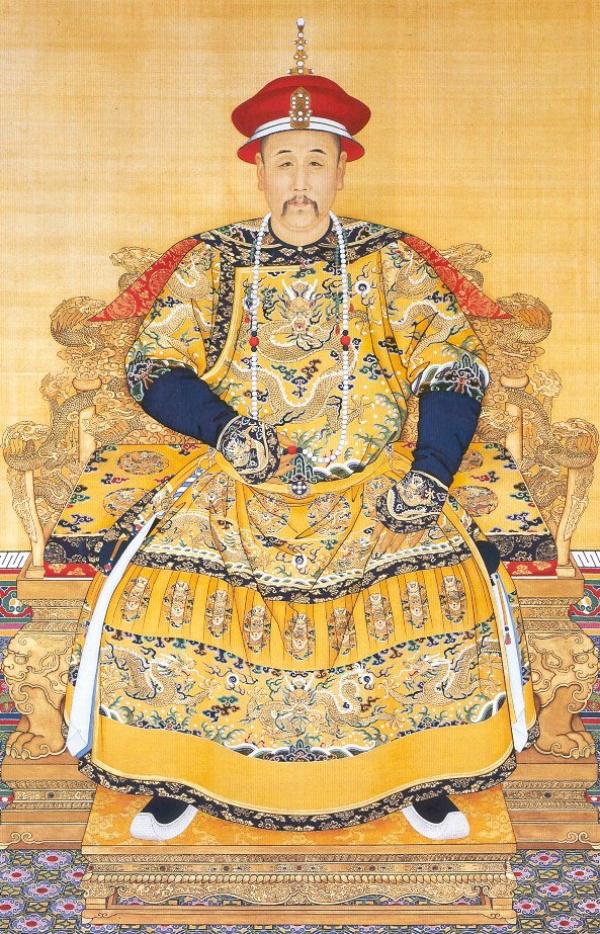 Khải thị sự kiện lịch sử Khang Hy lựa chọn Ung Chính làm người kế vị