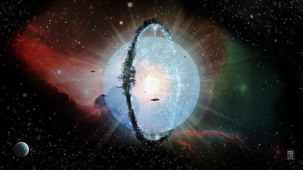 Ngôi sao giảm sáng bất thường nghi do bị người ngoài hành tinh khai thác