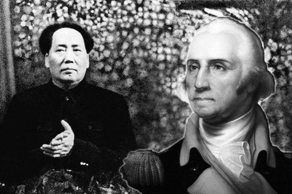 Thiên thần và ác quỷ: Điểm khác biệt giữa Washington và Mao Trạch Đông