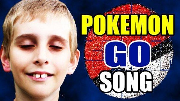 Cậu bé 9 tuổi 'gây bão' với ca khúc hát về Pokémon Go