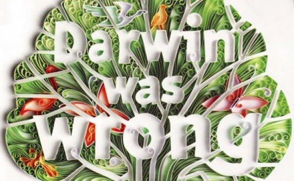 9 bằng chứng xác thực chứng minh thuyết tiến hóa của Darwin là sai lầm