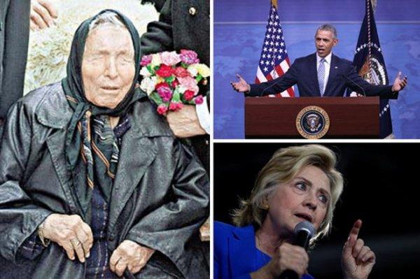 Tiên tri của Vanga đã ứng nghiệm khi sức khỏe của bà Hillary gặp vấn đề?