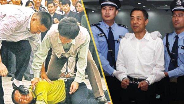 """Điểm chung của 12 quan chức cấp cao """"ngã ngựa"""" tại Trung Quốc"""