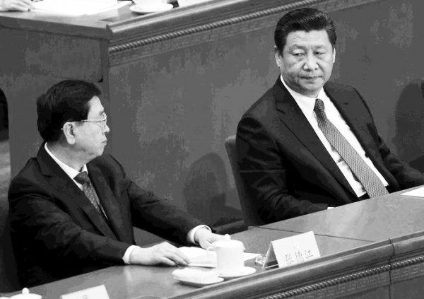 Tập Cận Bình vì sao phải bắt giữ Trương Đức Giang?
