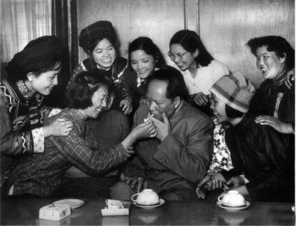Cuộc sống sung sướng của Mao Trạch Đông trong những năm Nạn Đói Lớn